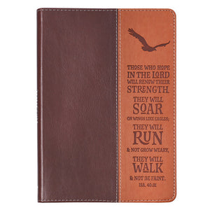 Journal - Wings Like Eagles Classic LuxLeather
