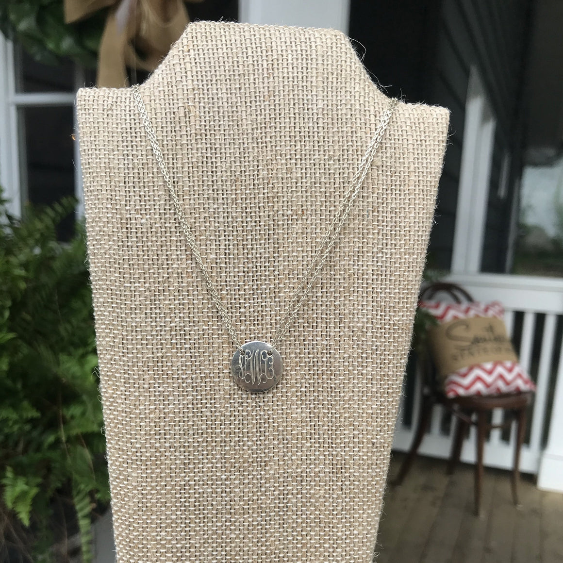 The Margaret Sterling Necklace
