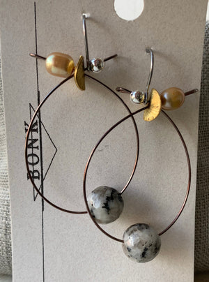 Handmade Earrings (B102)