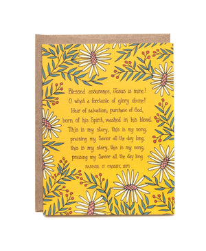 Hymn Greeting Cards