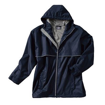 New Englander Rain Jacket (Full Zip)