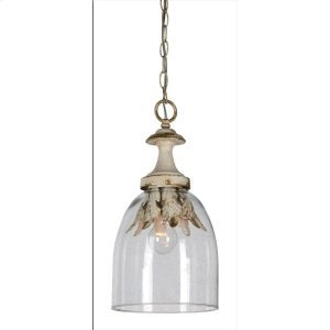 Camden 1-Lt Glass Pendant Light