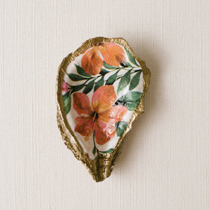Oyster Dish- Jungle prints