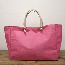 Classic Juco Bag in Hot Pink