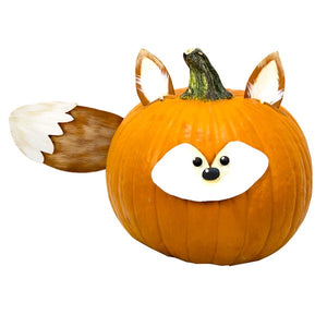 Fox Pumpkin Parts