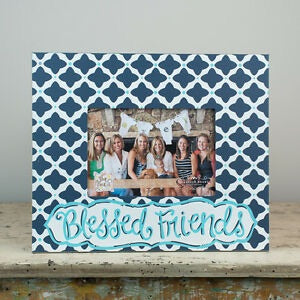 Blessed Friends Frame