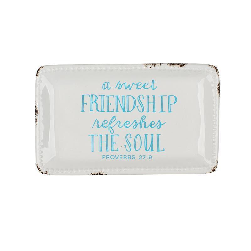 Friendship Trinket Dish