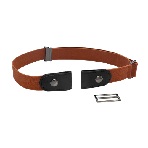 (1 Pack) Buckle-free Invisible Belt