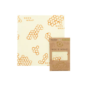 Bee's Wrap Beeswax Food Wraps - Medium