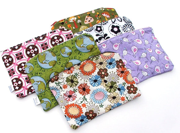 MADE TO ORDER - Wee Wet Bag small waterproof pouch for your purse or diaper bag - 5