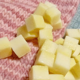 Wool Wash Lanolin Solution glycerin cubes with essential oils - for cloth diapers and soakers - Sample Size