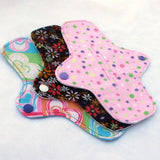 MADE TO ORDER -ONE (1) Reusable Washable Ultrathin cloth pantyliner or thong liner