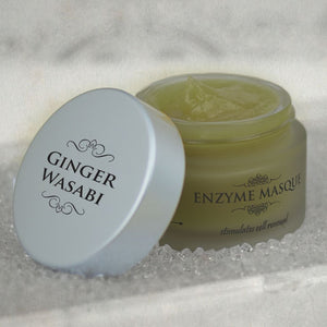 Ginger Wasabi Enzyme Masque