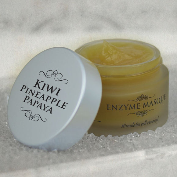 Kiwi Pineapple Papaya Enzyme Masque