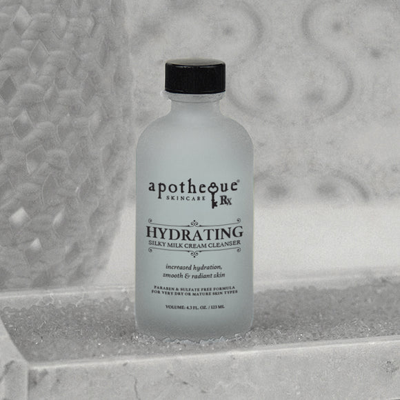 Hydrating Silky Milk Cream Cleanser