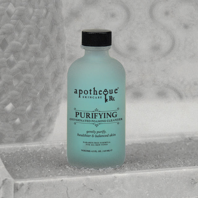 Purifying Oxygenated Foaming Cleanser