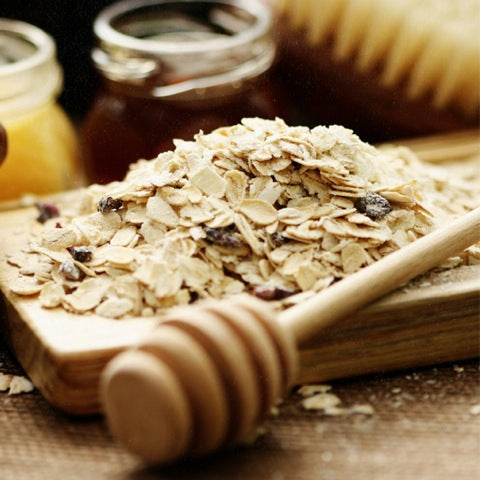 Oatmeal Pumpkin Body Scrub