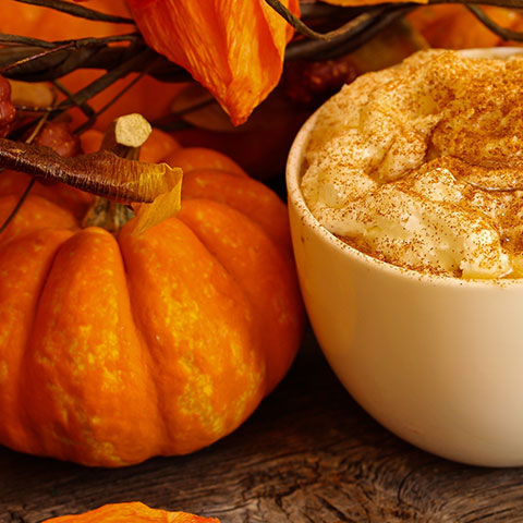 Pumpkin Spice Body Masque