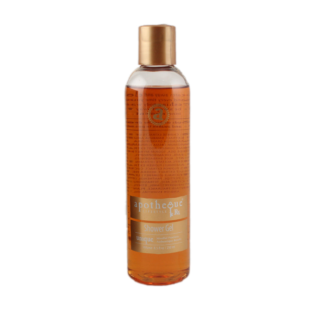 Shower Gel Honey Almond