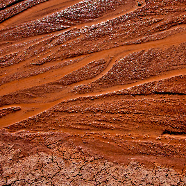 Red Mountain Wet Mud