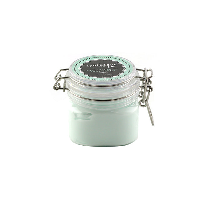 Foot Cream Peppermint Grapefruit