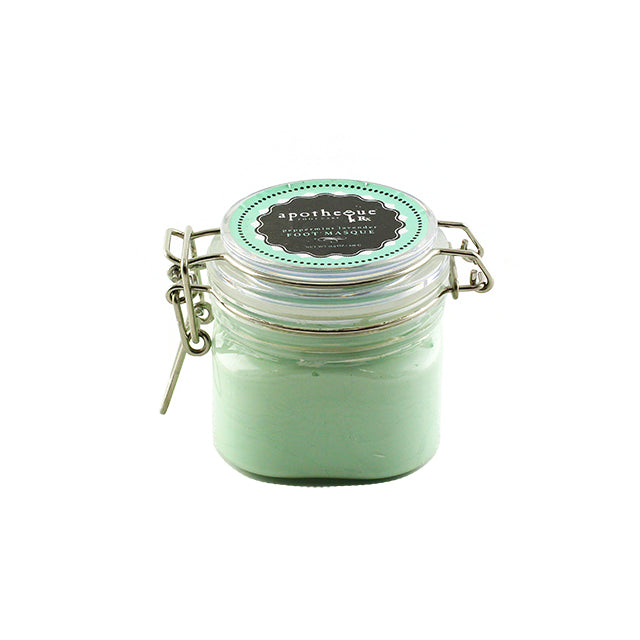 Foot Masque Peppermint Lavender