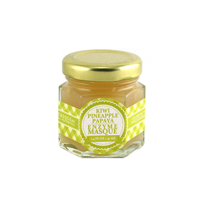Kiwi Pineapple Papaya Enzyme Masque (Jam Jar)