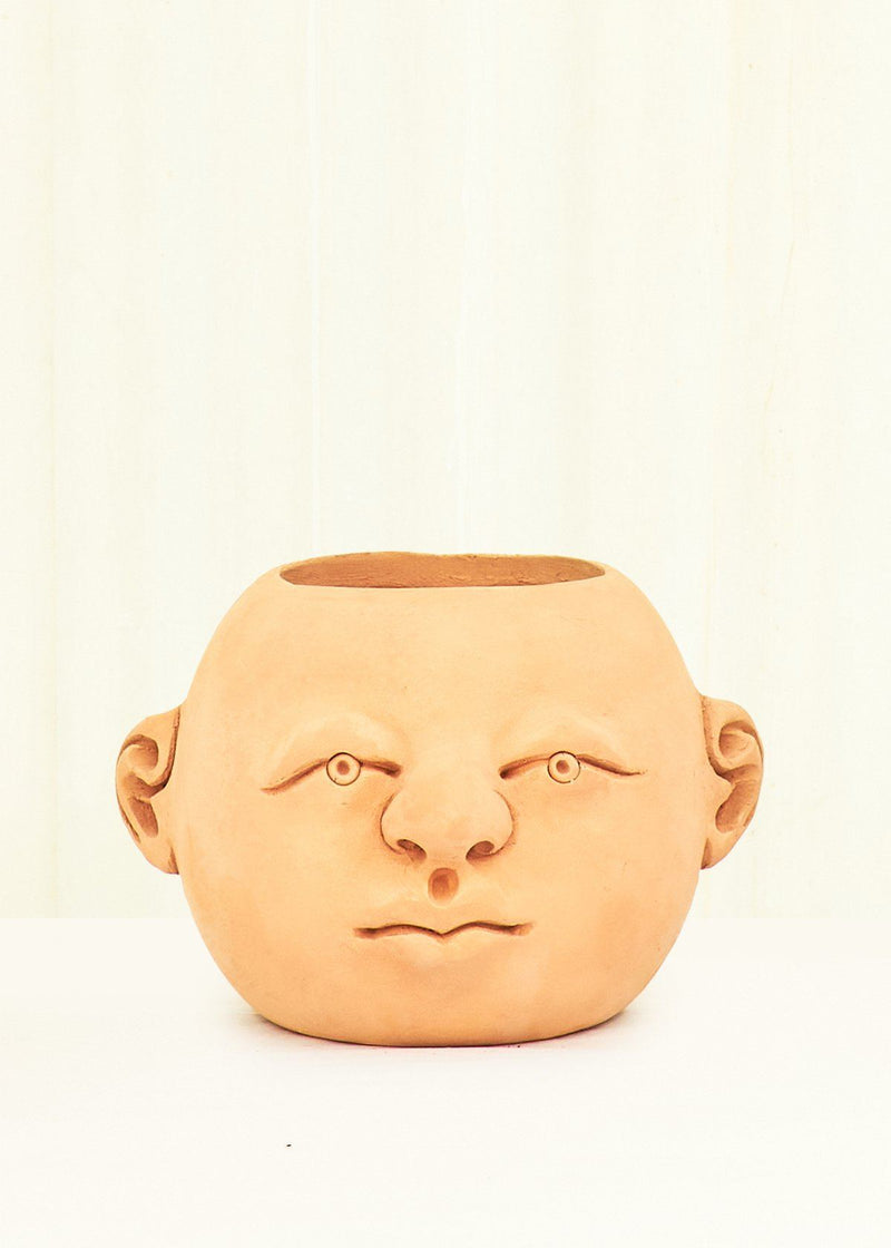 Gordita Ceramic Face Planter