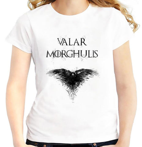 Game Of Throne Womens T-Shirt