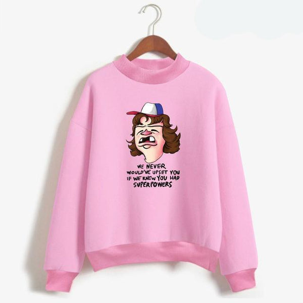 Stranger Things Women Sweatshirt