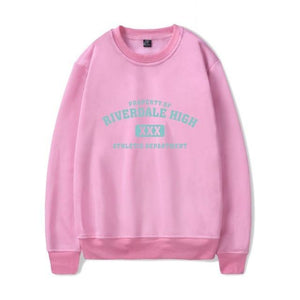 Riverdale Womens Riverdale High Pink Sweatshirt