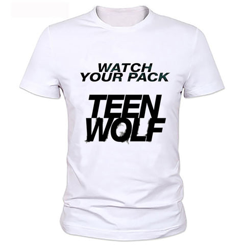 Watch your pack - Teen Wolf T-Shirt