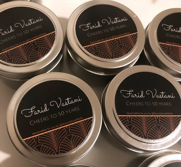3 Reasons Why Scrumptious Wicks Candles Make the Best Custom Favors...