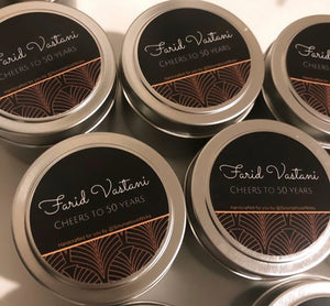 Why Scrumptious Wicks Candles Make the Best Custom Favors...
