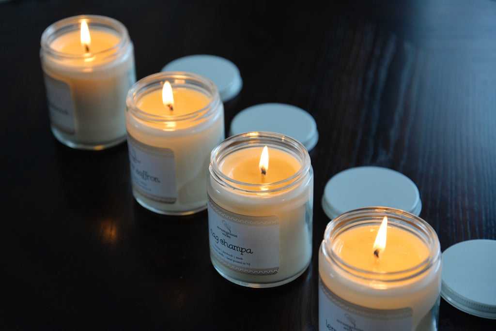 Candle Scents for Your Every Day Needs...