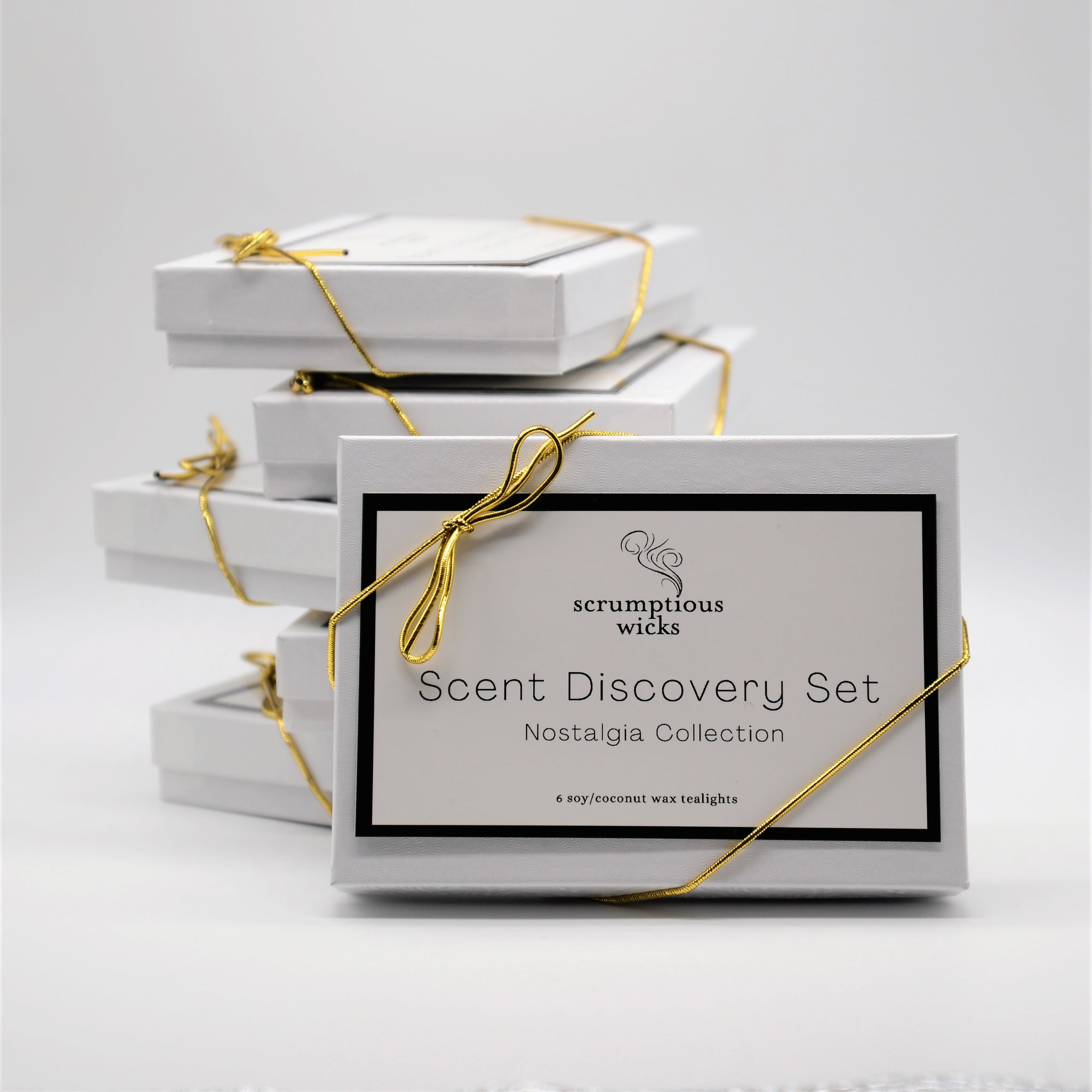 Bundle of 6 Scent Discovery Sets