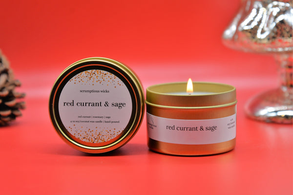 Red Currant & Sage