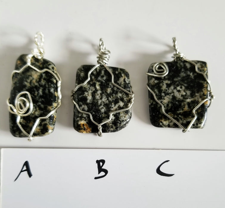 Mystic Merlinite Pendants