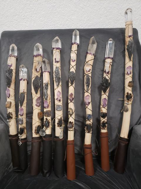 Create your own Wand Workshop