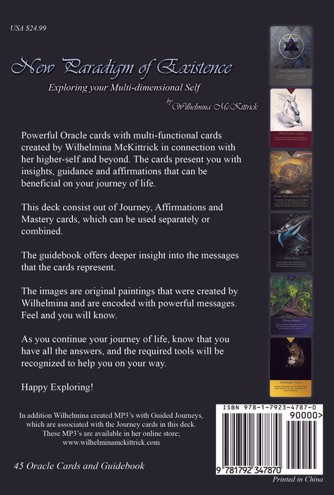 Oracle Cards: The New Paradigm of Existence