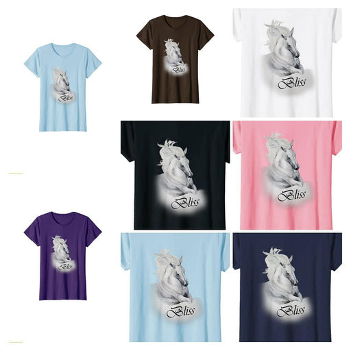 T-Shirts Horse Bliss