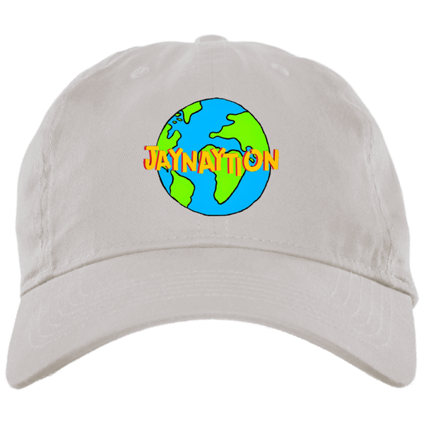 JayNaytion World Logo Cap