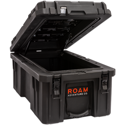 ROAM 105L Rugged Case - heavy-duty storage box for gear, tools and supplies