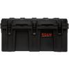 ROAM 160L Rugged Case - heavy-duty storage box shown in black