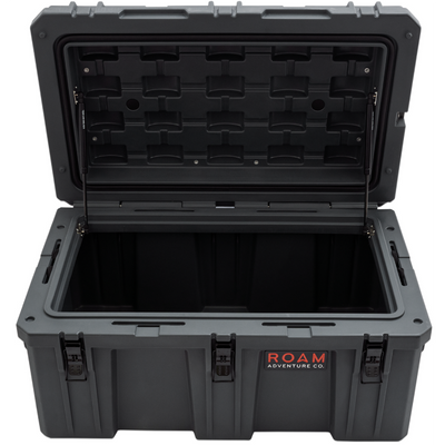 Inside of the ROAM 160L Rugged Case