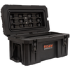 ROAM 52L Rugged Case with open lid in Black