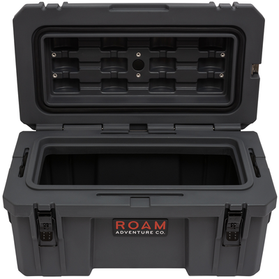 Interior of the durable ROAM 52L Rugged Case