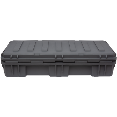 Top view of the large low-profile 95L Rugged Case