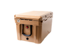 ROAM 65QT Rugged Hard-Sided Cooler in Desert Tan