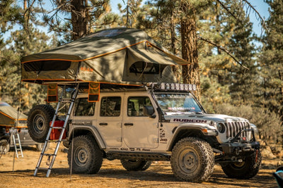 The Vagabond XL Rooftop Tent